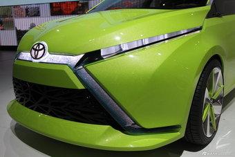 丰田亲两厢-概念车