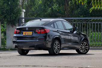2014款宝马X4 xDrive35i M运动型