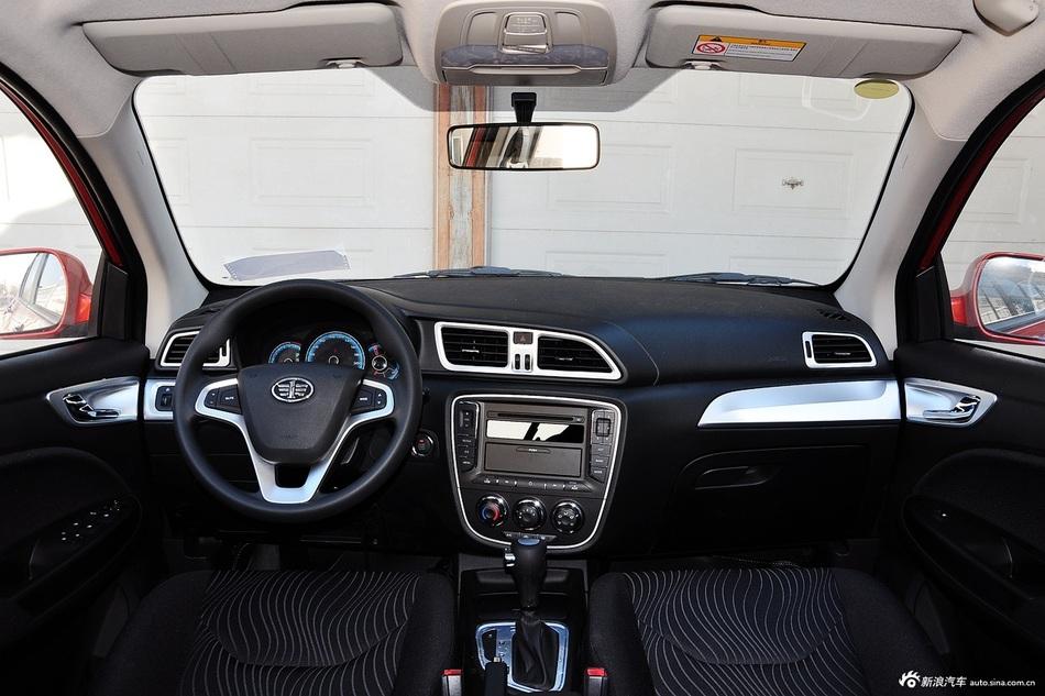 2015款骏派D60 1.8L自动豪华型