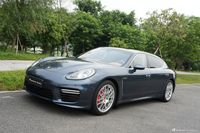 2014款保时捷Panamera Turbo Executive 4.8T
