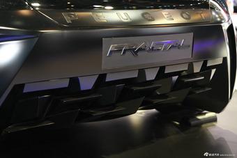 标致Fractal概念车