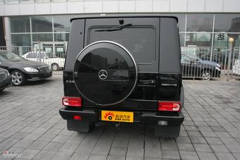 2010款G55 AMG外观