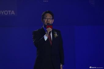 全新VIOS威驰总设计师 松田健先生致辞