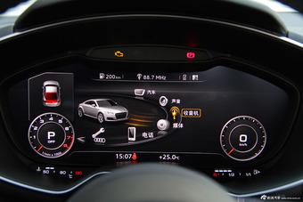 2015款奥迪TT Coupe 45TFSI