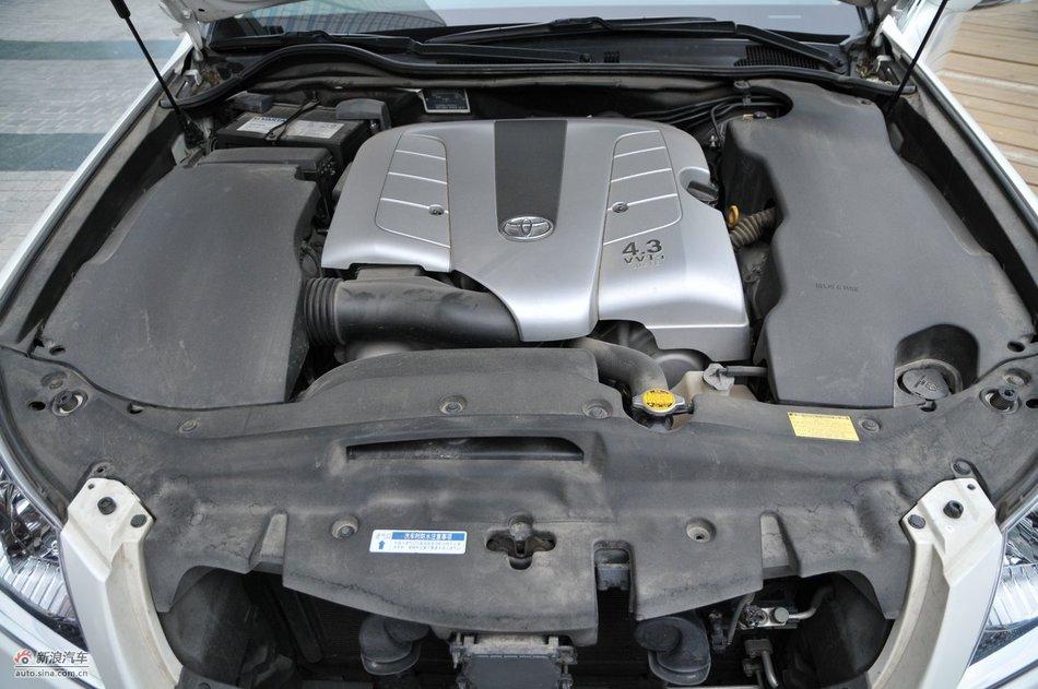 4.3升V8发动机