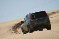 哈弗H5绿静2.0T沙漠河滩体验