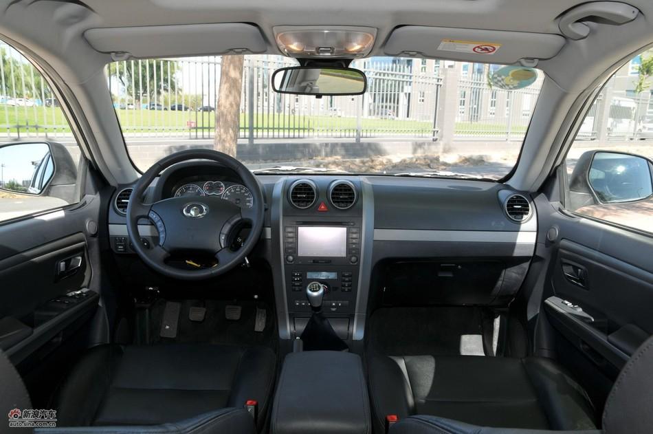 2010款2.4L汽油四驱超豪华版