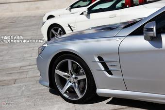新浪汽车试车图解梅赛德斯-奔驰新SL
