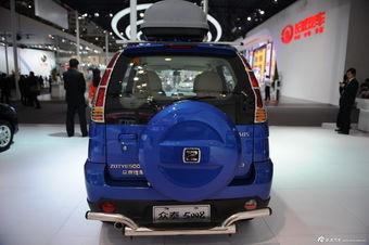 2011款众泰5008 1.3L手动舒适型