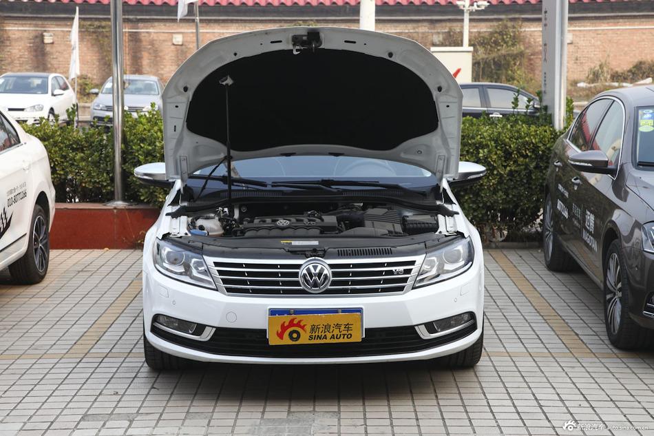 2015款CC 3.0 V6 FSI