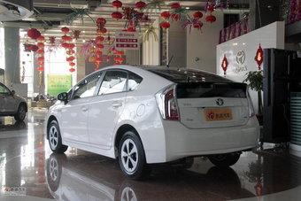 2012款普锐斯混动CVT豪华先进型