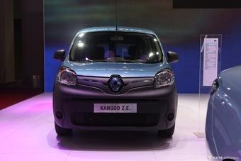 2014年第12届广州国际车展 图为:雷诺KANGOO ZE