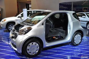 丰田FT-EV II概念车