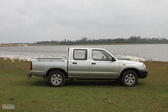 2011款锐骐皮卡柴油两驱手动豪华型
