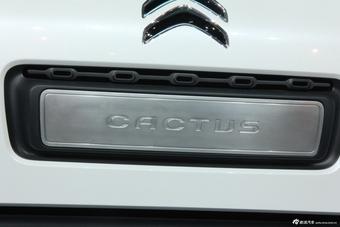 雪铁龙Cactus概念车