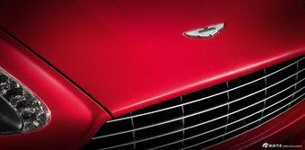 V8 Vantage Volante官方图