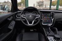 2016款众泰SR7 1.5T自动顶配版