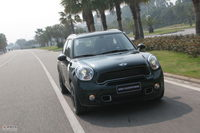 MINI COUNTRYMAN公路动态