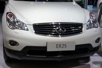 英菲尼迪EX25