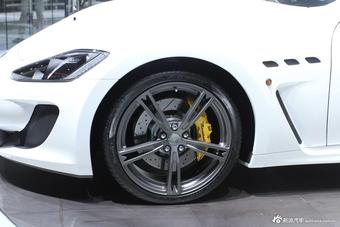 2014年第12届广州国际车展 图为:玛莎拉蒂 GranCabrio