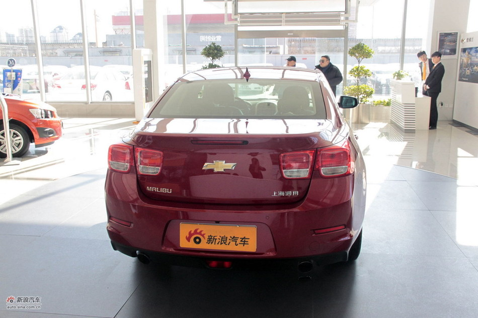 2012款迈锐宝2.4L自动旗舰版