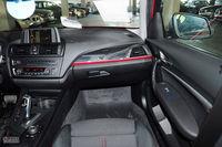 2012款宝马1系运动型两厢轿车实拍