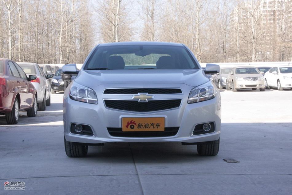 2012款迈锐宝2.4L自动豪华版