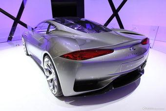 英菲尼迪Emerg-E概念车