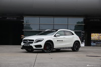2015款 奔驰GLA45 AMG 4MATIC