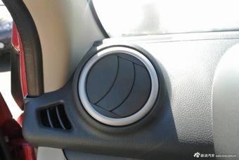 2012款奥拓1.0L手动实用型