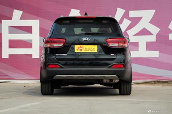 2015款索兰托L 2.4L GDI汽油四驱尊贵版 5座 国5