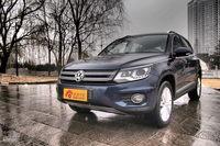 2012款进口途观2.0TDI柴油豪华版