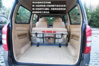 福仕达荣达豪华型试车图解