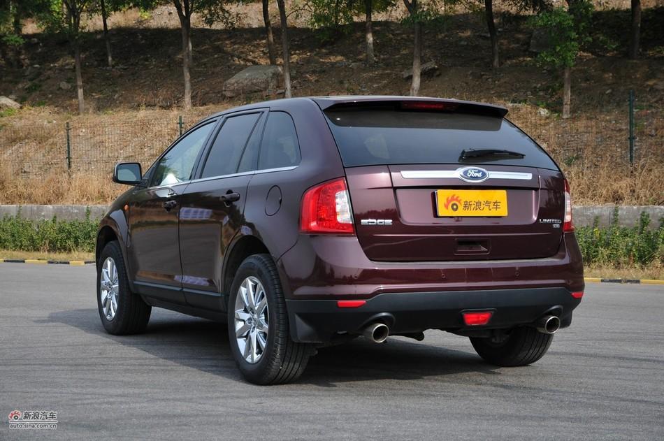 福特汽车(中国)有限公司召回部分进口锐界汽车