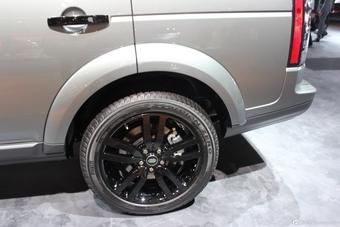 2013款发现第四代3.0T SDV6 尊黑限量版柴油版