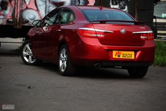 英朗GT1.6T新锐运动版外观图片