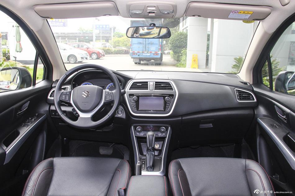 2015款锋驭1.4T自动两驱尊贵型