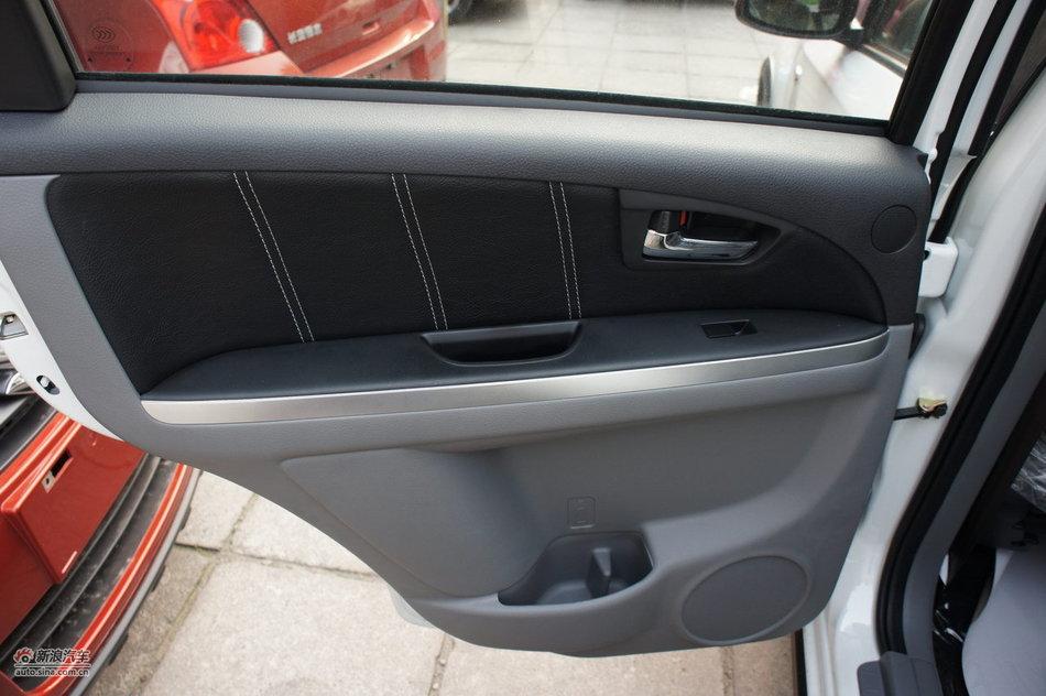 2011款天语SX4两厢1.6L手动运动型