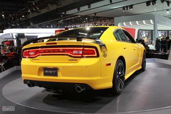 2012款道奇Charger SRT8