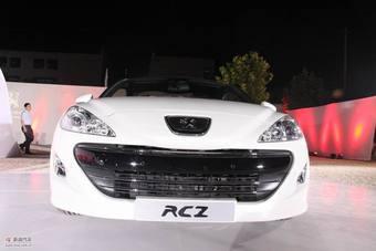 标致RCZ跑车