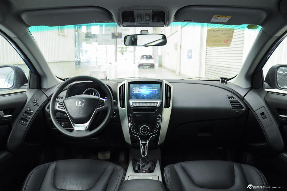 2015款纳智捷优6 SUV 1.8T智尊型