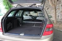 奔驰C200CGI旅行版外观细节