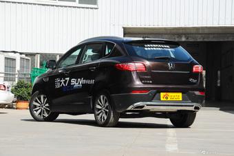 2015款大7 SUV 2.2T四驱智尊型