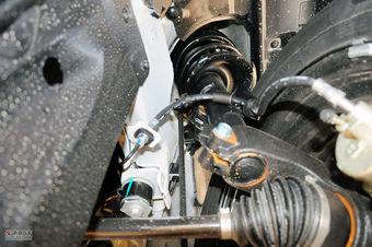 马自达3经典款底盘图