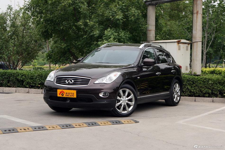 2011款英菲尼迪EX25