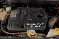 2014款酷威2.4L自动两驱旅行版