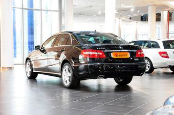 2012款奔驰E级实拍