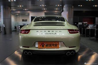 2012款保时捷911 Carrera到店实拍