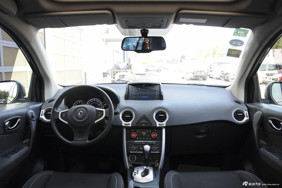 2014款科雷傲2.0L两驱舒适版