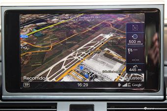 2013款奥迪S6外观图
